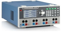 Rohde & Schwarz HMP4040 med 4-kanaler 4 x 0...32V/0...10A , USB/LAN Interface standard, option RS232/USB eller IEEE-488 (GPIB) interface, 384W