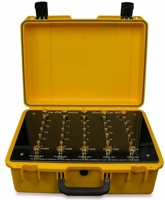 Time Electronics 5070 calibration instrument suitable for calibrating high current Ductor Testers and Micro-Ohm meters