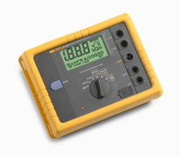 Fluke 1623-2 Jordtestare med USB interface