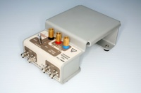 Andeen-Hagerling TTA1 Test Adapter for ARCO SS-32 and GR1409 Standard Capacitors and other Two-terminal Capacitors