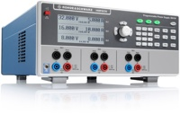 Rohde & Schwarz HMP4030 med 3-kanaler 3 x 0...32V/ 0...10A, USB/LAN Interface, option RS-232/USB eller IEEE-488 (GPIB) interface, 384W