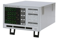 Chroma 66203/66204 Digital Power Meter, 600 Vrms, 20 Arms, DC, 15 Hz -10 kHz, 5-digits
