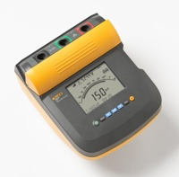 Fluke 1550C Isolationsprovare med upp till 5kV testspänning, PC-interface