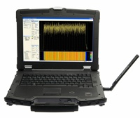 Aaronia SPECTRAN HF-XFR Military standard Outdoor RF Spectrum Analyzer 1MHz-9,4GHz