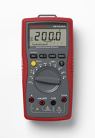 Beha Amprobe AM-520 Digital Multimeter med bargraf skala och temperaturmätning