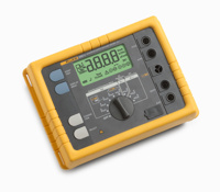Fluke 1625-2 Jordtestare med USB interface och AFC funktion
