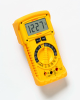 Beha Amprobe HD110C Heavy Duty Multimeter, IP67, 1.5kV DC/1.0kV AC spänning