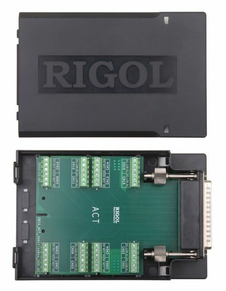 Rigol M3TB16 Terminal Box with 16 Channels