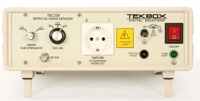 TekBox TBLC08 Line Impedance Stabilization Network (LISN) according to the CISPR16 standard, 8A, 240V