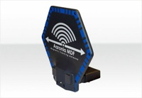 Aaronia MDF 50400X Active Tracking Antenna (500kHz - 400MHz)