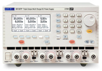 TTi MX180TP 3 kanaler, Multi-Range, 378W, 2 x 180 watt plus 1 x 18 watt, USB, RS232, LAN & GPIB Interface