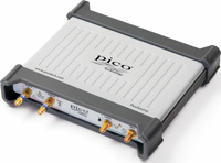 PicoSource PG911 USB Differential Pulse Generator with integrated dual step-recovery outputs, <60 ps rise time