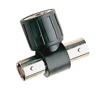 PJP 7041-MI T-Adapter 1 hane BNC till 2 honor BNC