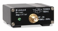 TekBox TBDA1/28 Wideband driver amplifier med 28 dB gain