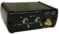 Tekbox TBMDA2 Modulated Wideband Driver Amplifier