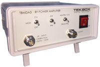 TekBox TBMDA3 - Modulated Power Amplifier