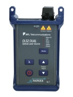 AFL OLS2-Dual Laser Source with Wave ID 1310/1550nm