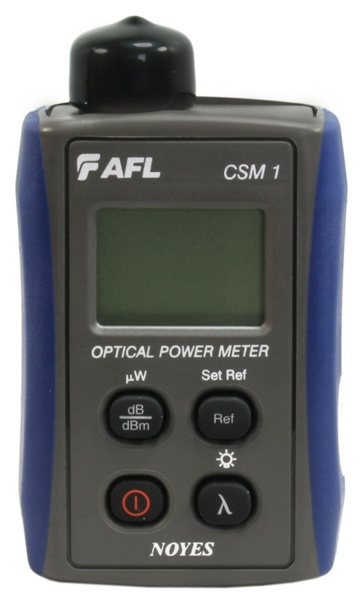AFL CSM1-2 Power Meter 850 / 1300 / 1310 / 1550 nm with reference memory