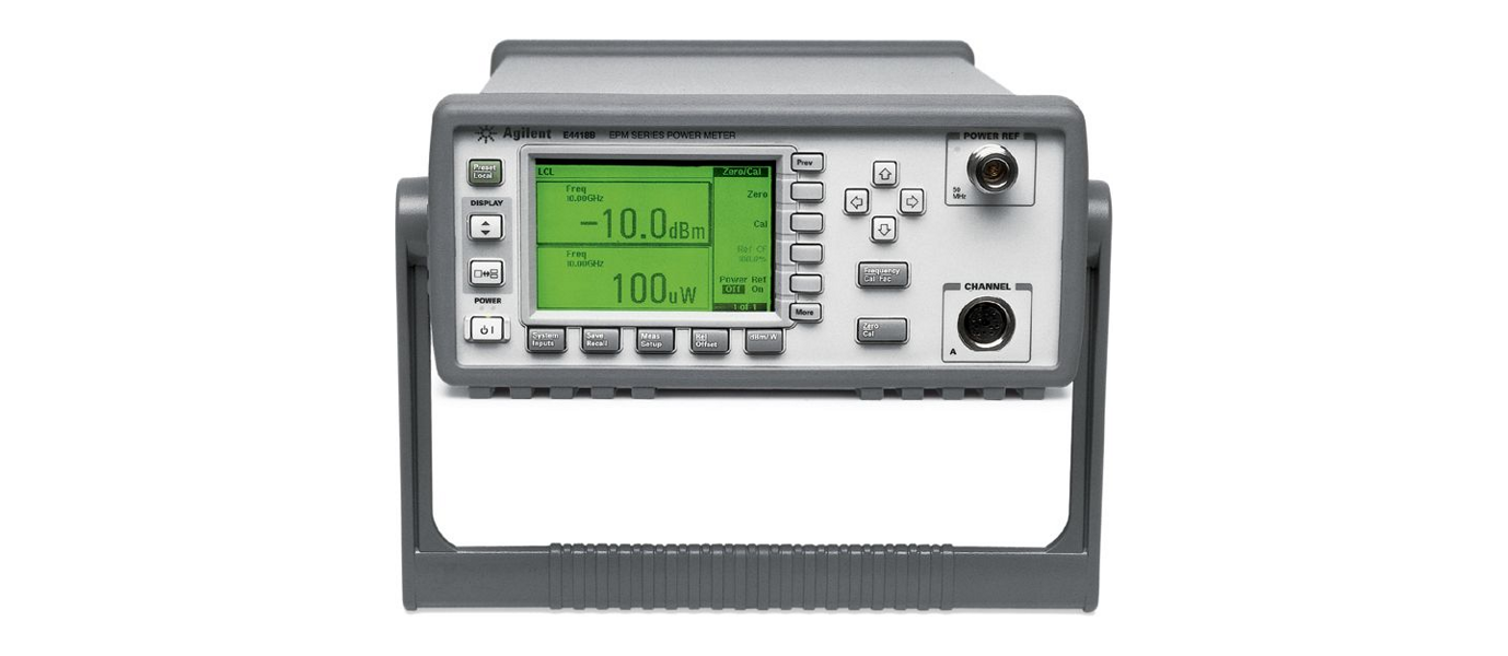 Keysight KT-E4418B 100kHz-110GHz Power Meter